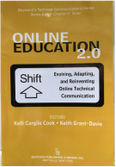 Picture of the book cover of Online Education 2.0